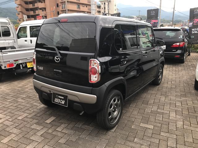 「マツダ」「フレアクロスオーバー」「コンパクトカー」「愛媛県」の中古車6