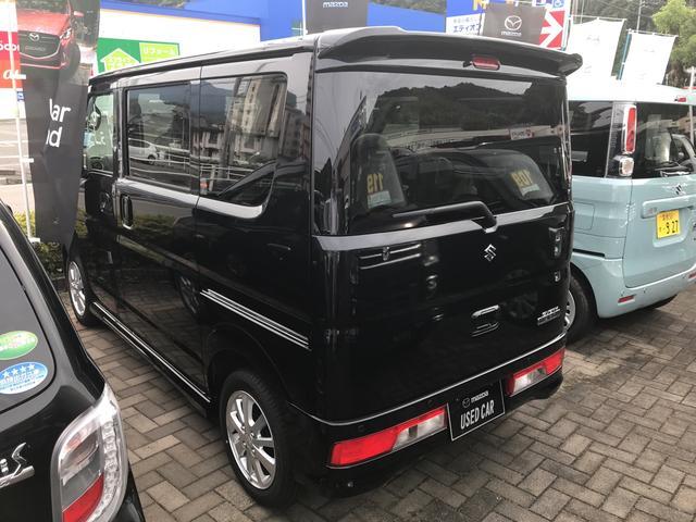 「スズキ」「エブリイワゴン」「コンパクトカー」「愛媛県」の中古車4