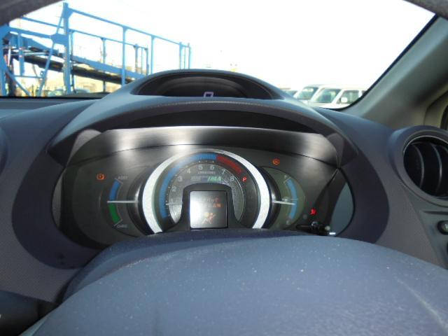 ホンダ インサイト G 15インチアルミホイール HDDナビ CD キーレス