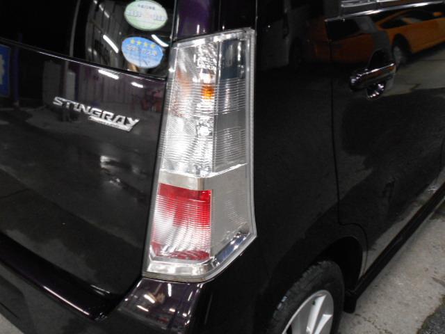 「スズキ」「ワゴンRスティングレー」「コンパクトカー」「徳島県」の中古車52