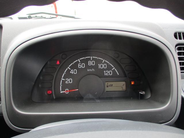 M 届出済未使用車 2WD 5速MT エアコン パワステ Wエアバック ABSブレ-キ AM/FMラジオ(時計付)(18枚目)