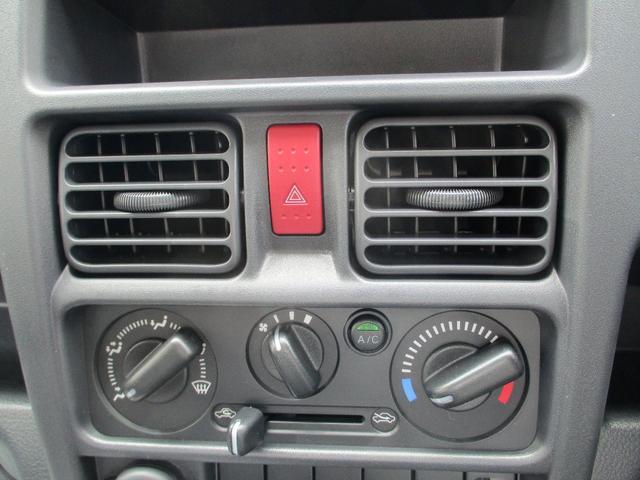 M 届出済未使用車 2WD 5速MT エアコン パワステ Wエアバック ABSブレ-キ AM/FMラジオ(時計付)(21枚目)