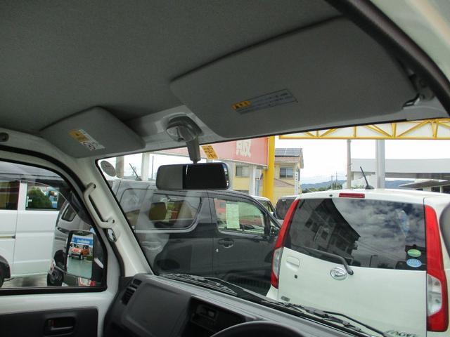 M 届出済未使用車 2WD 5速MT エアコン パワステ Wエアバック ABSブレ-キ AM/FMラジオ(時計付)(24枚目)