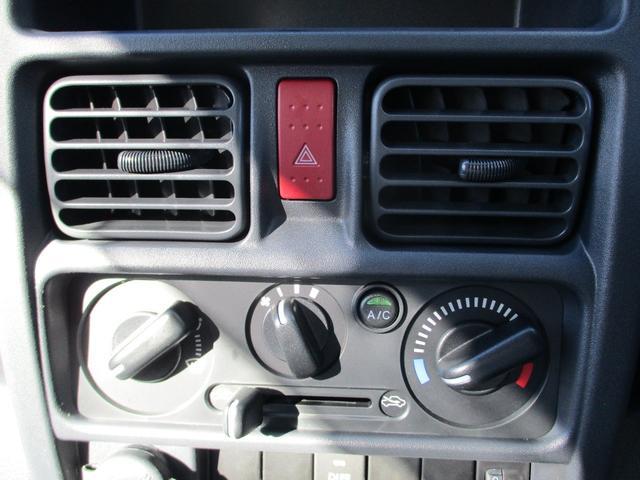 みのり 届出済未使用車 4WD 5速MT エアコン パワステ Wエアバック ABSブレ-キ AM/FMラジオ(時計付)  Hi/Lo切替 デフロック バックブザ- 作業灯 プロテクター テールゲートチェーン(23枚目)