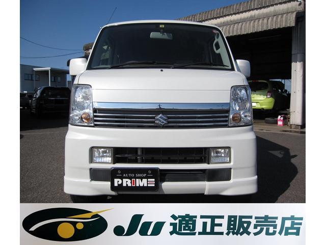 「スズキ」「エブリイワゴン」「コンパクトカー」「徳島県」の中古車2