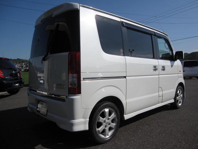 「スズキ」「エブリイワゴン」「コンパクトカー」「徳島県」の中古車8