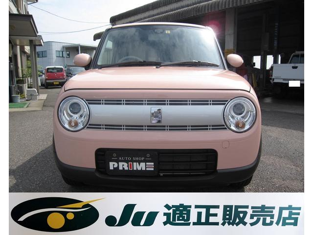 「スズキ」「アルトラパン」「軽自動車」「徳島県」の中古車2