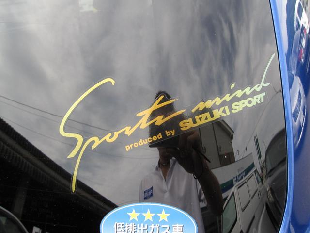 「スズキ」「スイフトスポーツ」「コンパクトカー」「徳島県」の中古車30