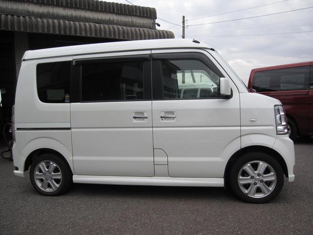 「スズキ」「エブリイワゴン」「コンパクトカー」「徳島県」の中古車4
