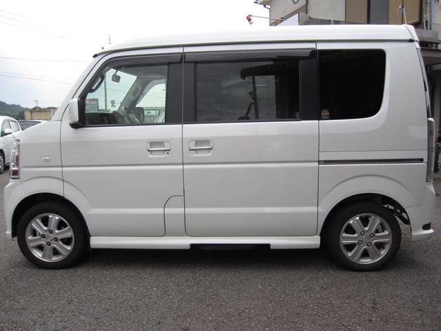 「スズキ」「エブリイワゴン」「コンパクトカー」「徳島県」の中古車5