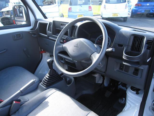 Vタイプ 5速MT 2WD 走行距離1万キロ FM/AMラジオ エアコン パワステ(14枚目)