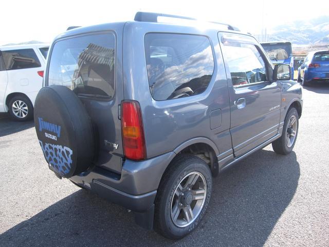 ランドベンチャー CDオーディオ シートヒーター 4WD 革シート キーレス(8枚目)