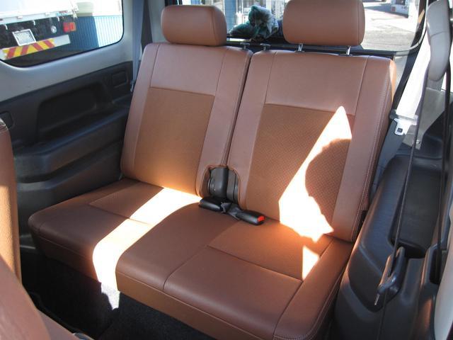 ランドベンチャー CDオーディオ シートヒーター 4WD 革シート キーレス(13枚目)