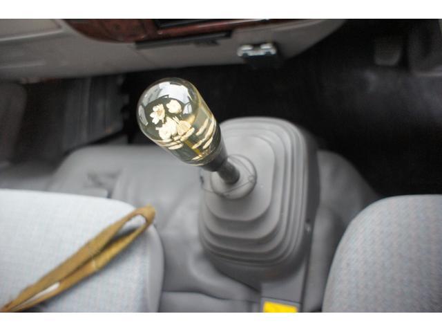 積載車 2t ディーゼル ポータブルナビ ETC ウインチリモコン付 リヤ塗装仕上げ(28枚目)