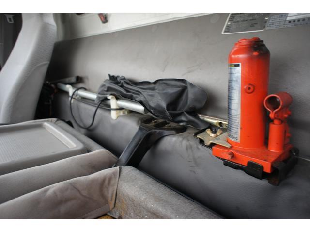 積載車 2t ディーゼル ポータブルナビ ETC ウインチリモコン付 リヤ塗装仕上げ(34枚目)