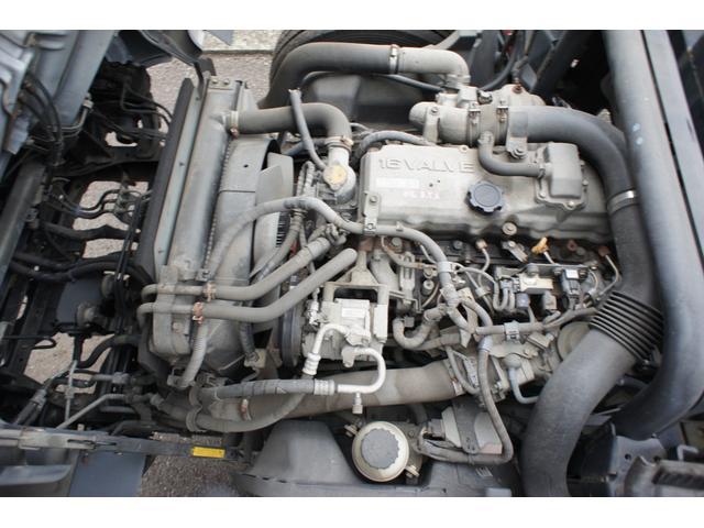 積載車 2t ディーゼル ポータブルナビ ETC ウインチリモコン付 リヤ塗装仕上げ(35枚目)