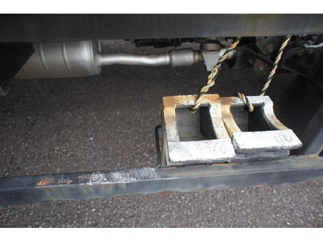 積載車 2t ディーゼル ポータブルナビ ETC ウインチリモコン付 リヤ塗装仕上げ(38枚目)