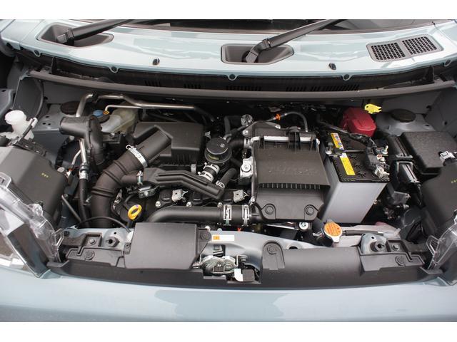 Gターボ 全方位カメラパッケージ パノラマルーフ シートヒーター ステアリングリモコン 衝突軽減ブレーキ アイドリングストップ クルーズコントロール 15インチAW(53枚目)