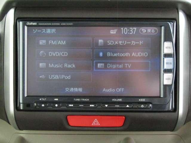 G・ターボパッケージ メモリーナビ フルセグTV ETC(10枚目)