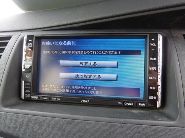 トヨタ アイシス プラタナ HDDナビ 電動スライドドア ETC