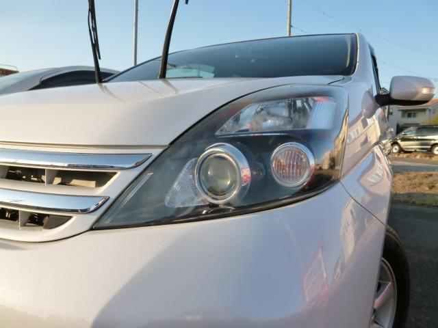 トヨタ アイシス プラタナリミテッド SDナビ 両側電動ドア 禁煙車