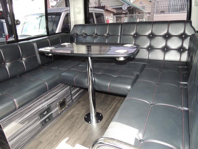 GL 4型フェイス ソファーベッド テーブル ローダウン ブラッドレー17インチ(14枚目)