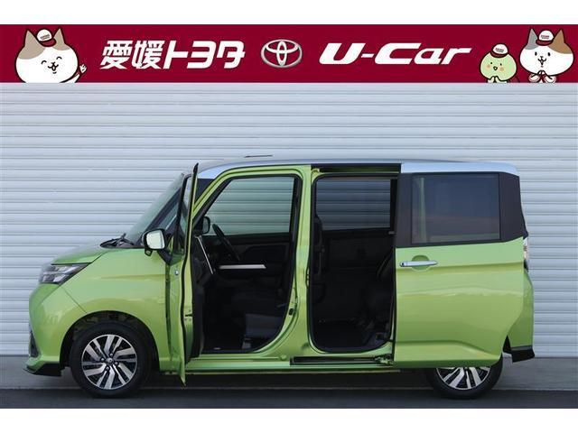 カスタムG S 両側電動スライドドア スマートキ- ワンセグ(6枚目)