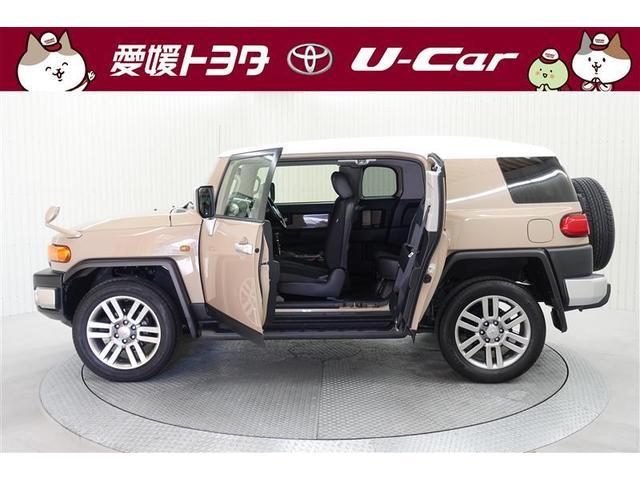 「トヨタ」「FJクルーザー」「SUV・クロカン」「愛媛県」の中古車3