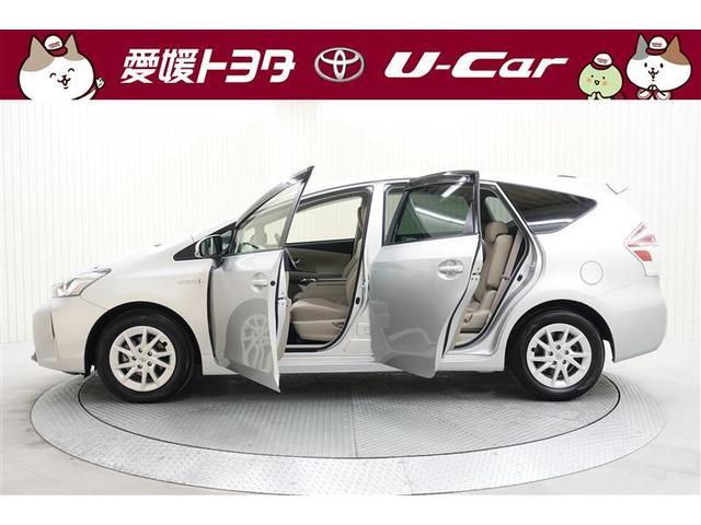 「トヨタ」「プリウスα」「ミニバン・ワンボックス」「愛媛県」の中古車3