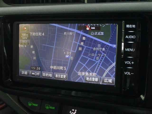 S ワンセグ メモリーナビ ミュージックプレイヤー接続可 バックカメラ ETC LEDヘッドランプ ワンオーナー 記録簿(9枚目)