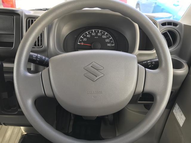 スズキ エブリイ GA 軽自動車 整備付 5AT ワンオーナー 保証付
