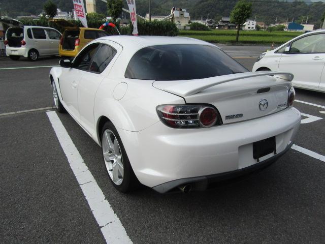 「マツダ」「RX-8」「クーペ」「徳島県」の中古車7