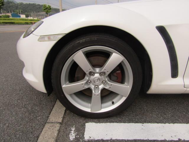 「マツダ」「RX-8」「クーペ」「徳島県」の中古車9