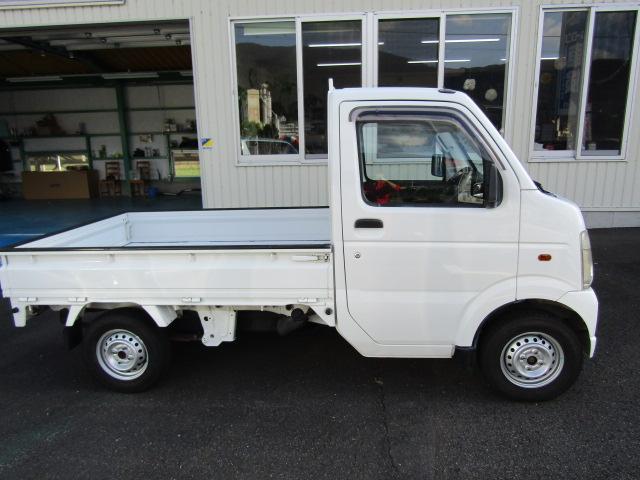 4WD パワステ・エアコン(4枚目)