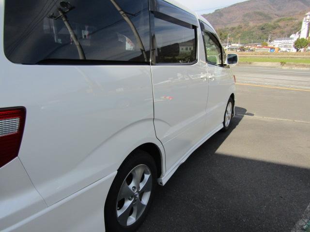 「トヨタ」「アルファード」「ミニバン・ワンボックス」「徳島県」の中古車8