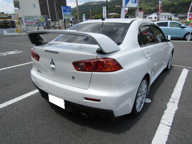 「三菱」「ランサーエボリューション」「セダン」「徳島県」の中古車5