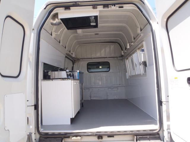 いすゞ エルフUT 移動販売車・キッチンカー・フードトラック