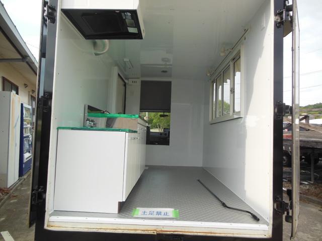 移動販売車・キッチンカー(2枚目)