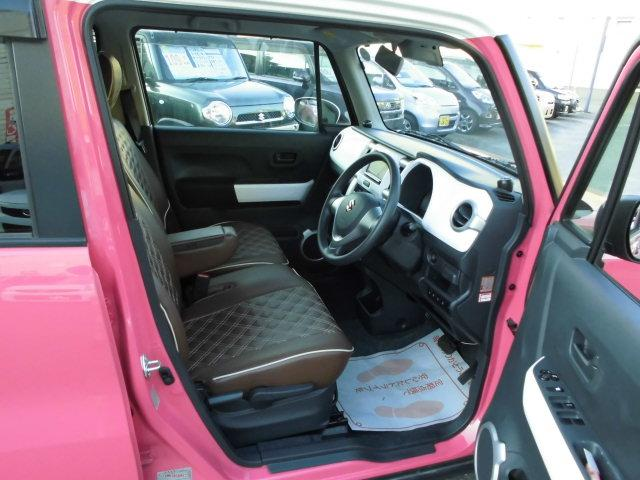 スズキ ハスラー Gセットオプション装着車 メモリーナビ