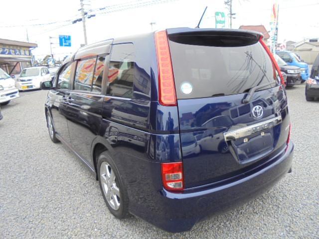 トヨタ アイシス プラタナ Gエディション 両側電スラ バックカメラ