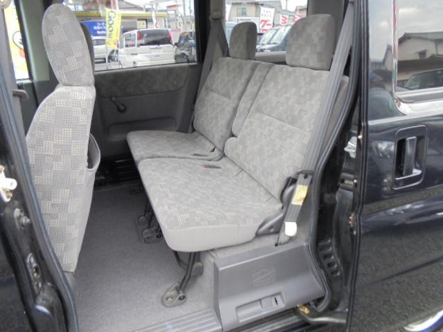 ホンダ バモス 4WD ターボ