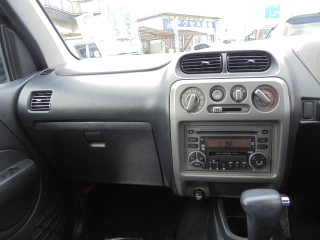 ダイハツ テリオスキッド 4WD カスタムX