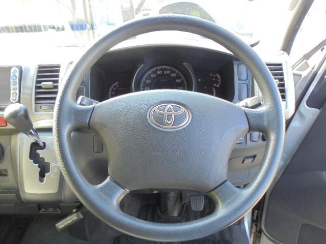 トヨタ ハイエースバン ロングスーパーGL