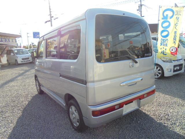 ホンダ バモスホビオプロ ベースグレード 4WD オートマAT