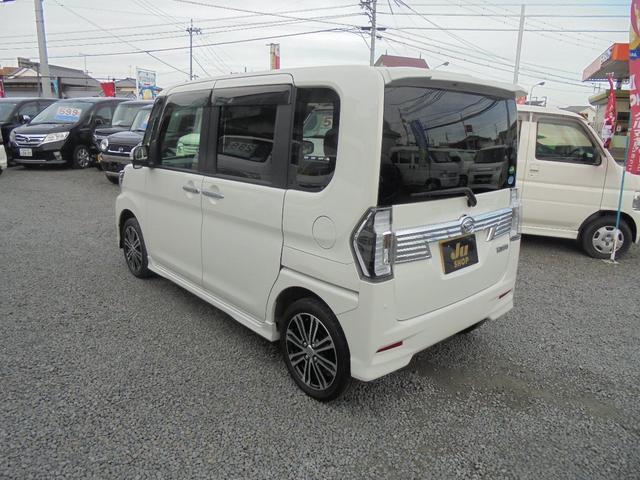 「ダイハツ」「タント」「コンパクトカー」「愛媛県」の中古車10