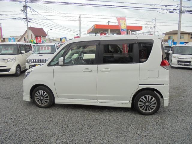「スズキ」「ソリオ」「ミニバン・ワンボックス」「愛媛県」の中古車7
