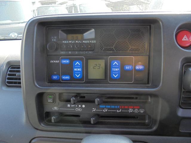 冷蔵冷凍車    -7℃〜35℃(17枚目)