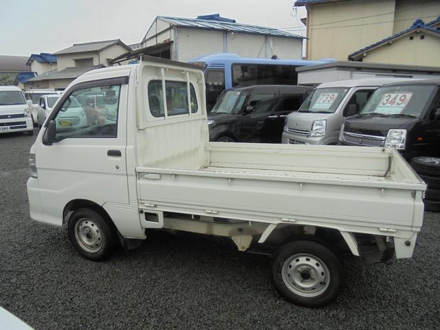 エアコン・パワステ スペシャル  4WD(9枚目)