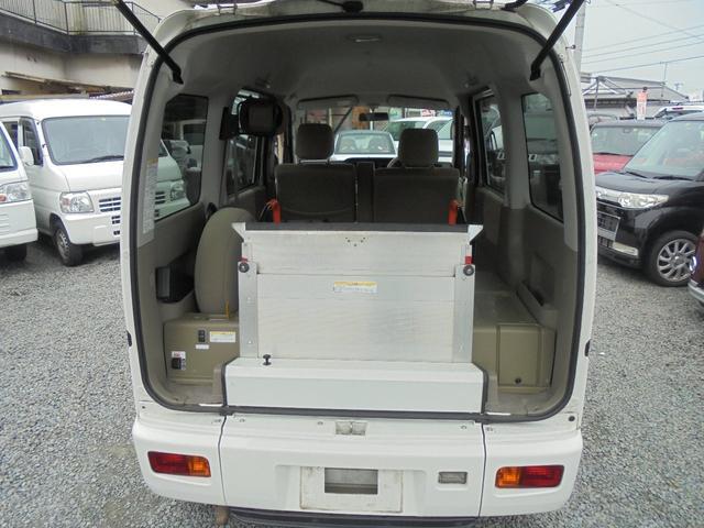 スローパー 車いす移動車 4WD(9枚目)