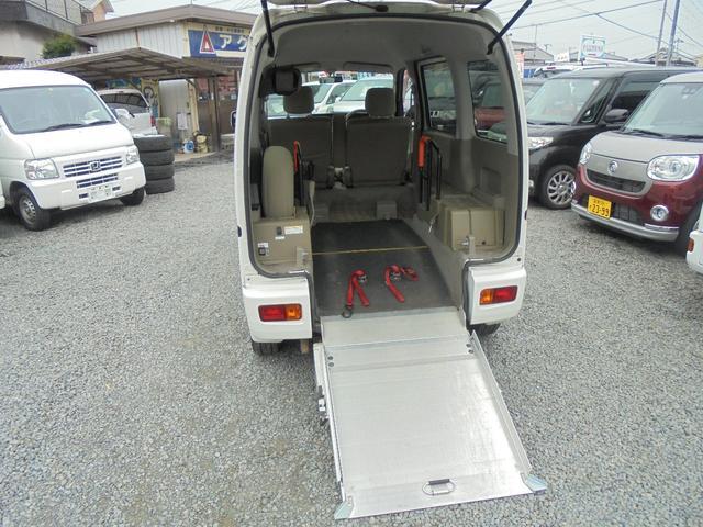 スローパー 車いす移動車 4WD(10枚目)